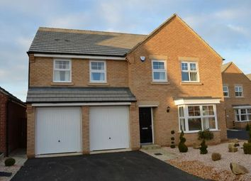 Thumbnail 5 bed detached house to rent in Spinney Close, Moulton, Northampton