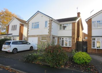 Thumbnail 4 bed property to rent in Birchway Close, Leamington Spa