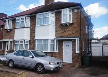 Thumbnail 3 bed semi-detached house for sale in Methuen Road, Edgware