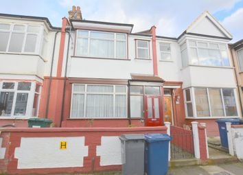 Thumbnail 4 bed terraced house to rent in Dartmouth Road, Hendon, London