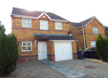 Thumbnail 3 bed detached house to rent in Ripon Close, Bracebridge Heath, Lincoln