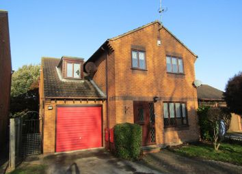 Thumbnail 4 bedroom detached house to rent in Brixworth Way, Retford