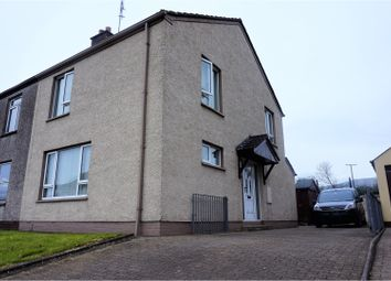 Thumbnail 3 bed semi-detached house for sale in O'brien Park, Omagh