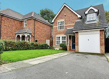 Thumbnail 3 bedroom detached house for sale in Megson Way, Walkington, Beverley