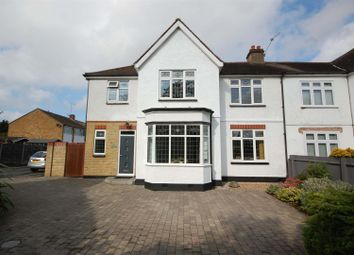 Thumbnail 4 bed semi-detached house for sale in Barrow Lane, Cheshunt, Waltham Cross