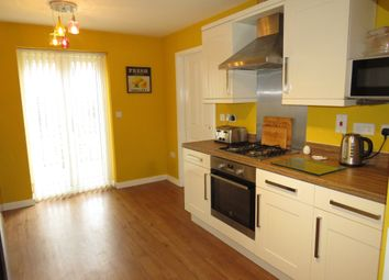 Thumbnail 3 bed detached house for sale in Lander Crescent, Hempstead, Peterborough