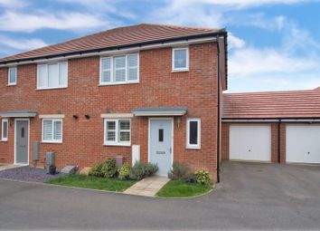 3 bed semi-detached house for sale in Blacksmith Way, Felpham PO22