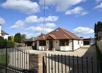 Thumbnail 5 bed detached bungalow for sale in London Road, West Kingsdown, Kent