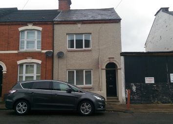 Thumbnail 3 bed end terrace house for sale in Cowper Terrace, Junction Road, Northampton