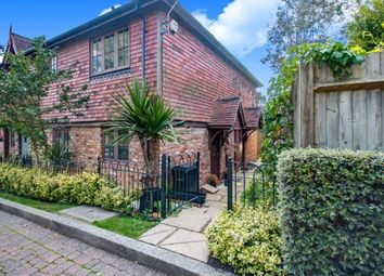 Thumbnail 1 bed end terrace house for sale in Lower St Mary's, Ticehurst, Wadhurst, .