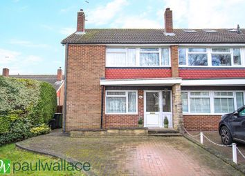 Thumbnail 3 bed end terrace house for sale in Roselands Avenue, Hoddesdon