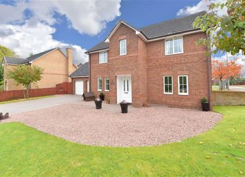 Thumbnail 4 bed detached house for sale in Niamh Court, Inchinnan, Renfrew