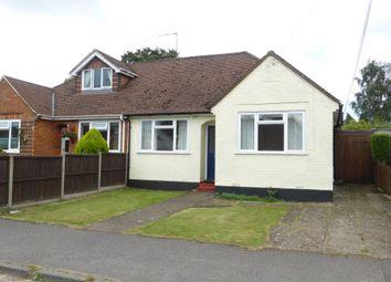 Thumbnail 3 bed semi-detached house to rent in Kings Avenue, Tongham, Farnham