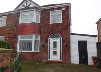Thumbnail 2 bed semi-detached house to rent in Shaw Hall Avenue, Hyde
