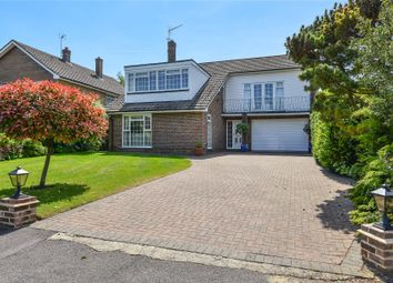 Thumbnail 4 bedroom detached house for sale in Brimstone Close, Chelsfield Park
