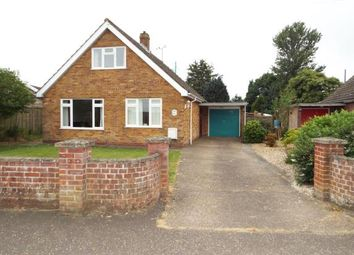 Thumbnail 3 bedroom bungalow for sale in Fakenham, Norfolk