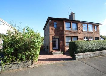 Thumbnail 3 bed semi-detached house for sale in Poplar Avenue, Bishopton, Renfrewshire