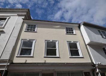 Thumbnail 2 bed flat to rent in Market Street, Tavistock