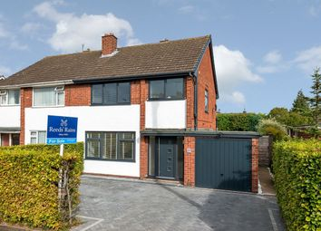 Thumbnail 3 bed semi-detached house for sale in Beech Road, Eccleshall, Stafford