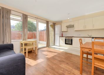 Thumbnail 4 bed maisonette to rent in Churchwood House, Lorrimore Road, Kennington