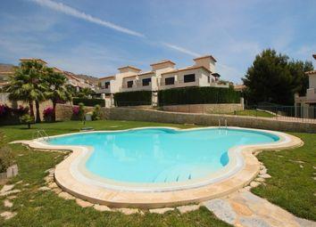 Thumbnail 3 bed town house for sale in Finestrat Sierra Cortina (Near Benidorm), Alicante, Spain