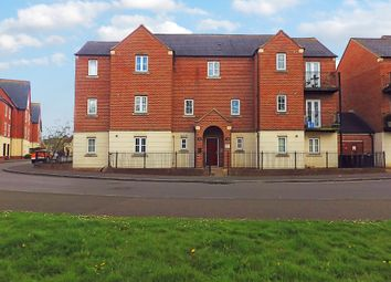 Thumbnail 2 bedroom flat for sale in Cassini Drive, Swindon, Wiltshire
