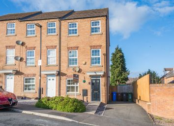 Thumbnail 3 bed town house for sale in Gleadless View, Sheffield
