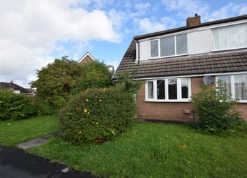 Thumbnail 2 bed end terrace house for sale in Ash Drive, Warton, Preston