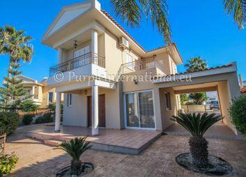 Thumbnail 3 bed villa for sale in Oroklini Promenade, Oroklini, Cyprus