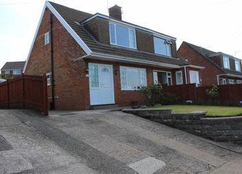 Thumbnail 3 bed semi-detached house for sale in Bro Dawel, Dunvant, Swansea