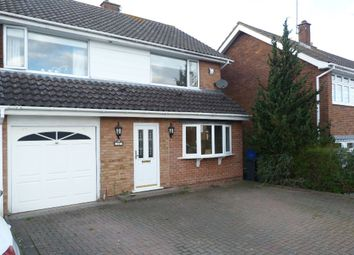 Thumbnail 4 bed semi-detached house for sale in Longfields, Ongar