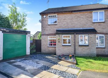 Thumbnail 2 bed semi-detached house for sale in Turnberry Avenue, Kirkby-In-Ashfield, Nottingham