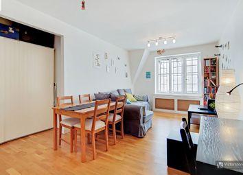 Thumbnail 1 bed flat to rent in Hillsborough Court Mortimer Crescent, Kilburn