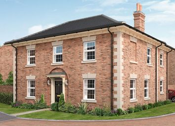 Thumbnail 5 bedroom detached house for sale in The Groomsbridge, Off Dukes Meadow Drive, Banbury Oxfordshire