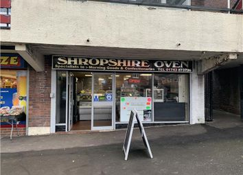 Thumbnail Retail premises to let in Ground Floor Lock Up Shop, 13 Lansdowne Road, Bayston Hill, Shrewsbury
