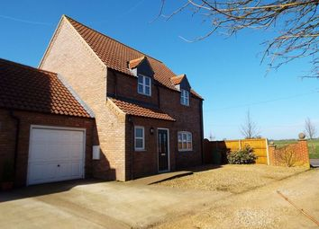 Thumbnail 3 bedroom detached house to rent in Dereham Road, Shipdham, Thetford