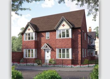 "Thumbnail 3 bedroom property for sale in ""The Sheringham"" at Bishopton Lane, Bishopton, Stratford-Upon-Avon"
