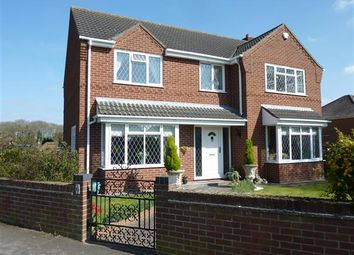 Thumbnail 4 bed detached house for sale in Neville Turner Way, Waltham, Grimsby