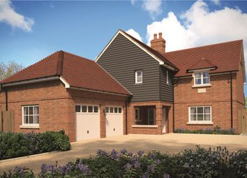 Thumbnail 5 bedroom detached house for sale in Church Lane, Dogmersfield, Hook