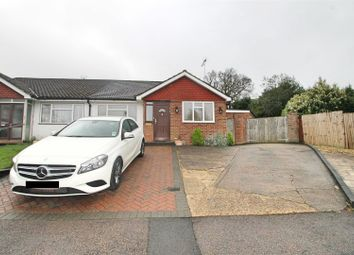 Thumbnail 3 bed bungalow for sale in Clarence Close, Bushey Heath, Bushey