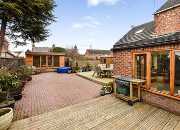 Thumbnail 3 bed end terrace house for sale in Station Road, Hambleton, Selby