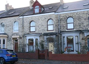 Thumbnail 5 bedroom terraced house for sale in Westoe Road, South Shields