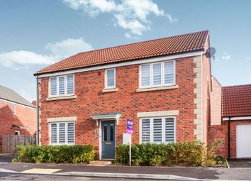 Thumbnail 5 bed detached house for sale in Fairwood, Swindon
