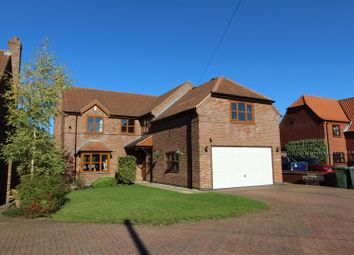 Thumbnail 5 bed detached house for sale in Beacon Hill Road, Newark