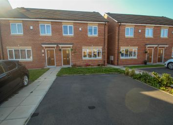 Thumbnail 3 bed semi-detached house for sale in Kelbrook Grove, Stoke-On-Trent