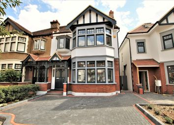 Thumbnail 5 bed semi-detached house for sale in Glebelands Avenue, South Woodford, London