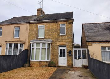 Thumbnail 3 bed semi-detached house for sale in Ramnoth Road, Wisbech