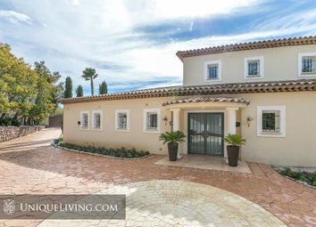 Thumbnail 5 bed villa for sale in Croix Des Gardes, Cannes, French Riviera