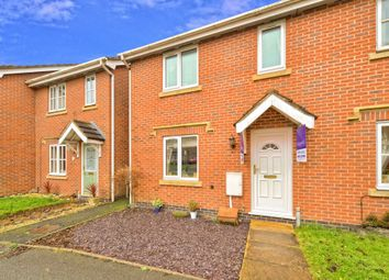 Thumbnail 3 bed end terrace house to rent in Cornflower Grove, Ketley