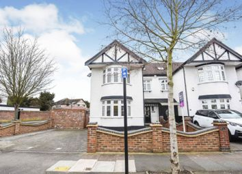 Thumbnail 4 bed semi-detached house for sale in Sunnymede Drive, Ilford